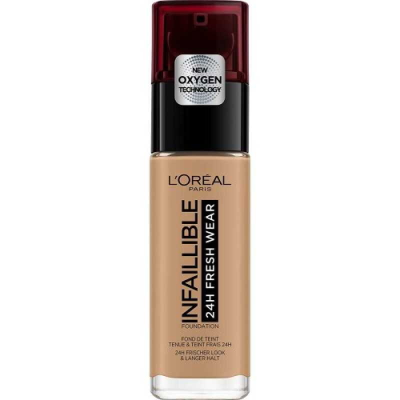 Fond De Ten L'oreal Infallible - 290 Golden Amber, 30 ml