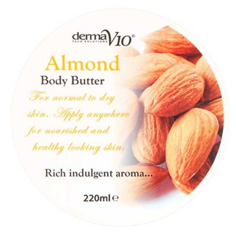 Unt De Corp - Almond, Derma V10, 220 ml