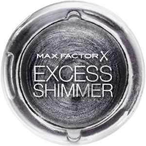 Fard de pleoape Max Factor Excess Shimmer 30 Onyx