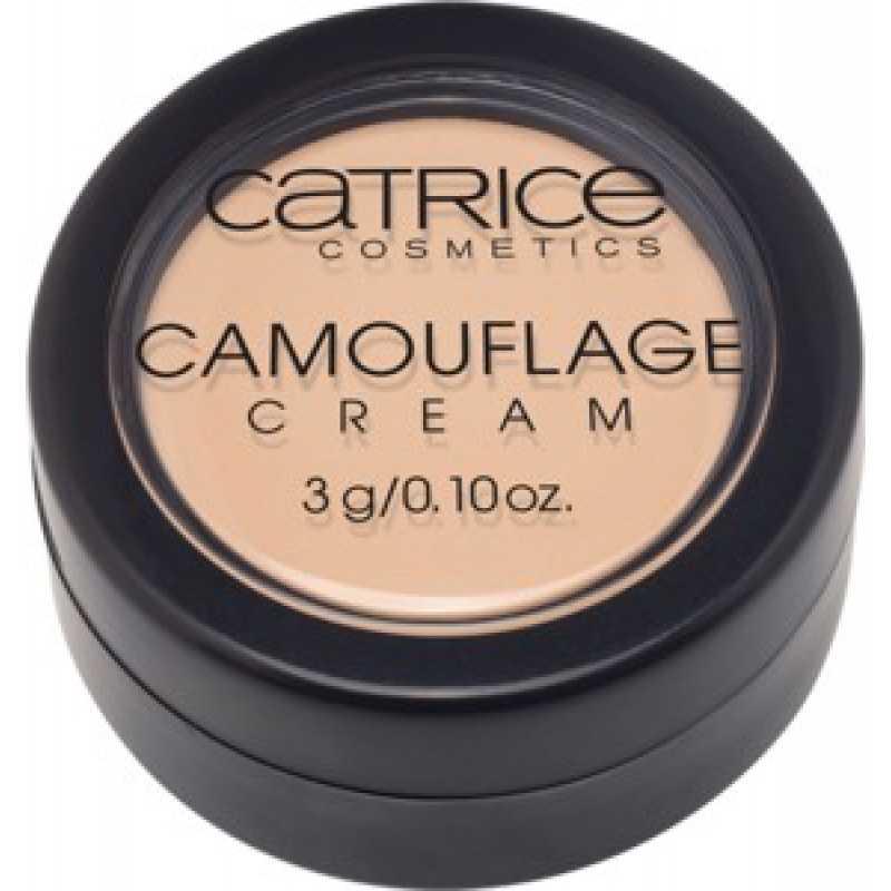 Camouflage Cream, 10 Ivory, Catrice, 3g