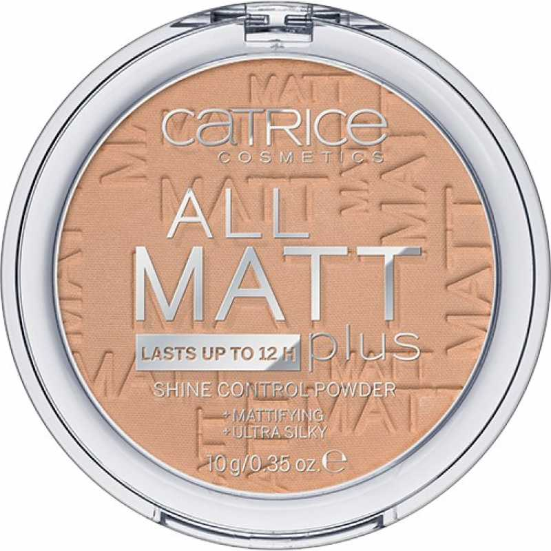 Pudra All Matt Plus – Shine Control 030, Catrice, 10g