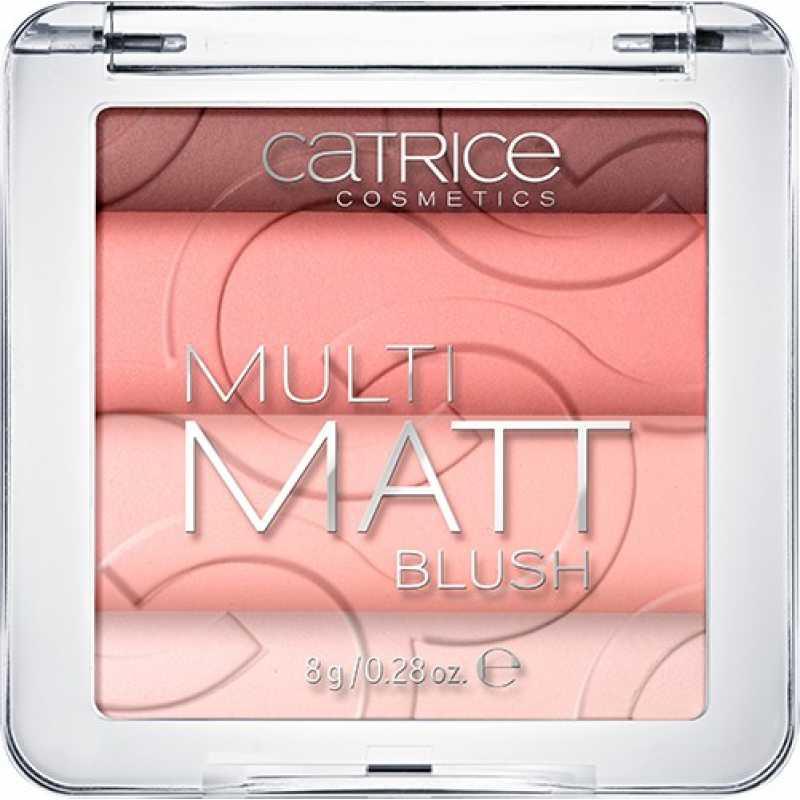 Fard de obraz Multi Matt Blush 010, Catrice, 8g