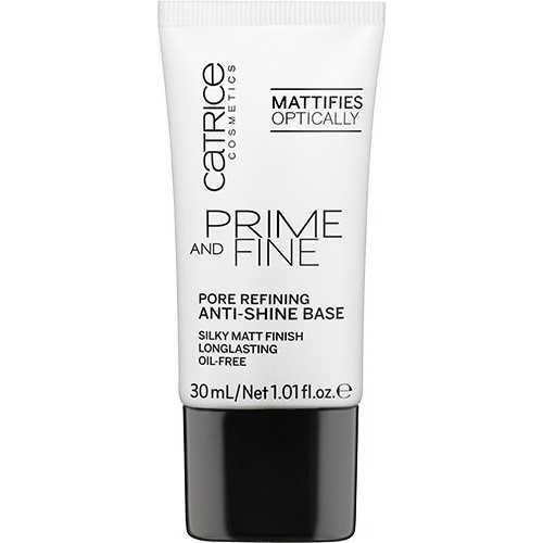 Prime And Fine Pore Refining And Anti-Shine Base, Catrice, 30 ml