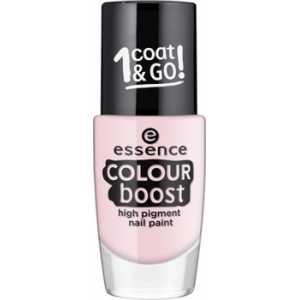 Colour Boost High Pigment Nail Paint - 8 nuante, Essence