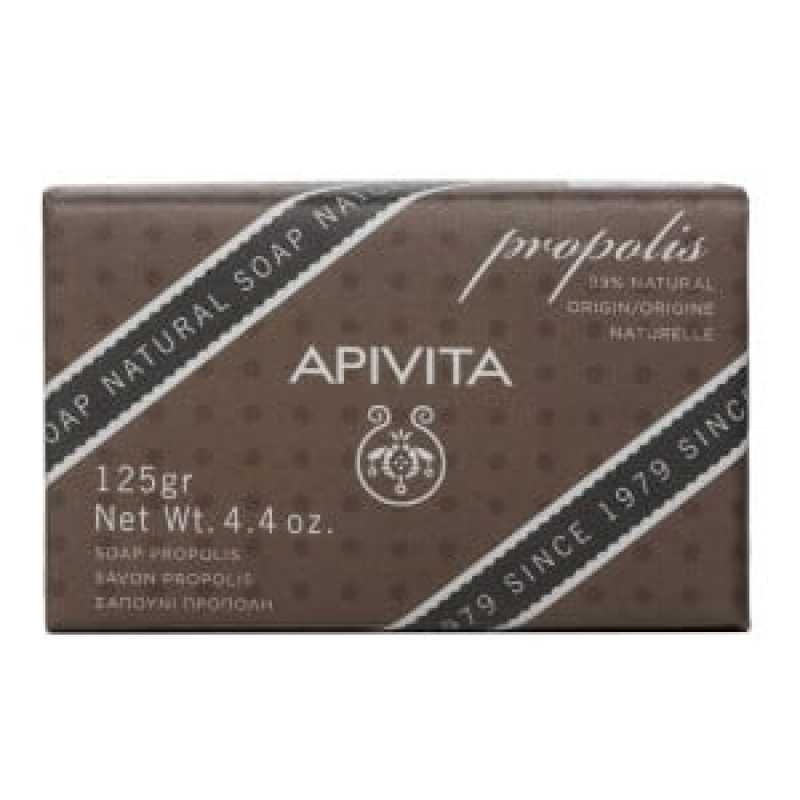 Sapun natural cu propolis, Apivita, 125g