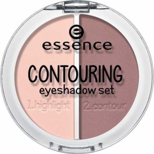 Contouring Eyeshadow SET - 3 nuante