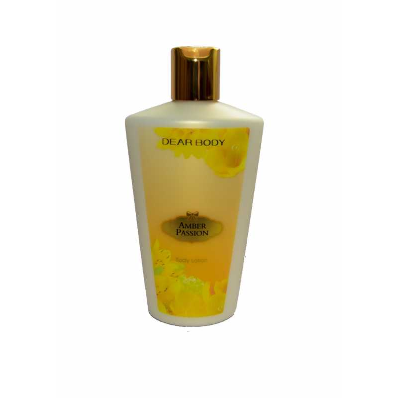 Body Lotion - Amber Passion