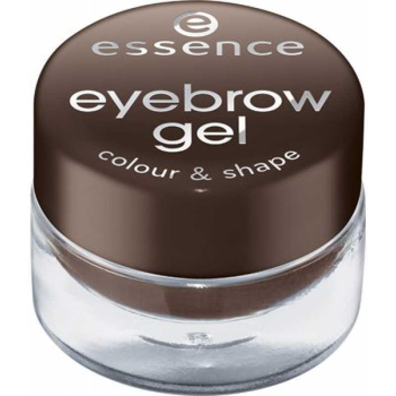 Eyebrow Gel Colour & Shape