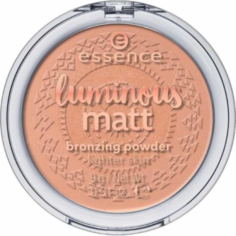 Luminous Matt Bronzing Powder
