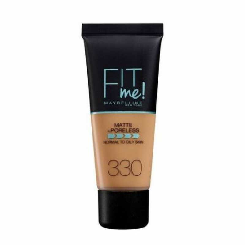 Fond de ten Maybelline New York Fit Me Matte & Poreless 330 Toffee, 30 ml