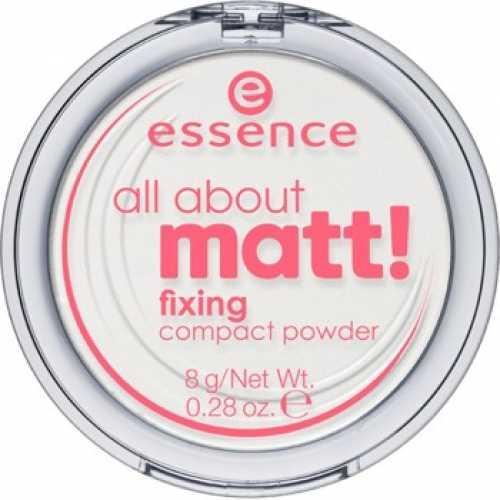 Pudra Compacta All About Matt! Fixing