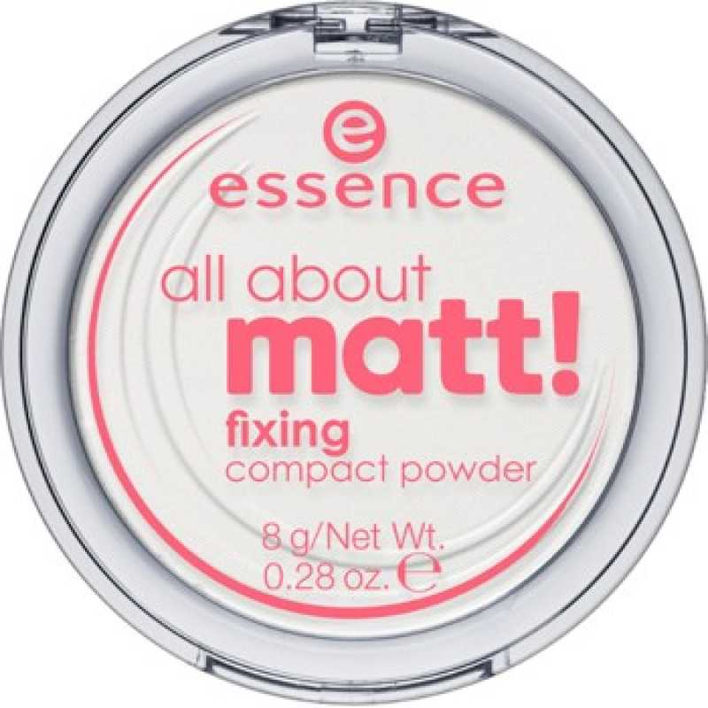Pudra Compacta All About Matt! Fixing