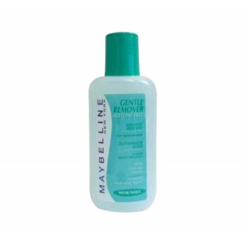 Maybelline NY Gentle Nail Polish Remover