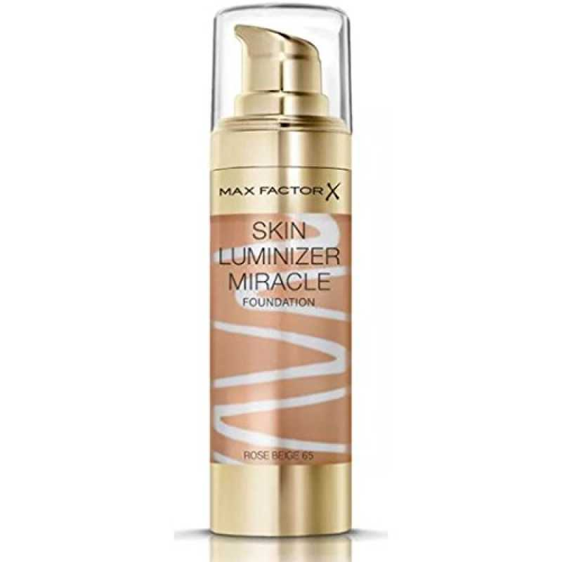 Fond De Ten MAX FACTOR Skin Luminizer Miracle Foundation - 65 Rose Beige, 30ml
