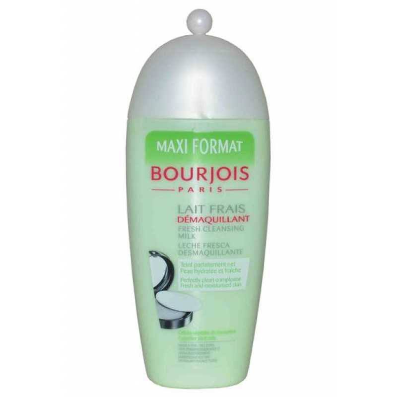 Lapte demachiant Bourjois Fresh Cleansing Milk, 250 ml