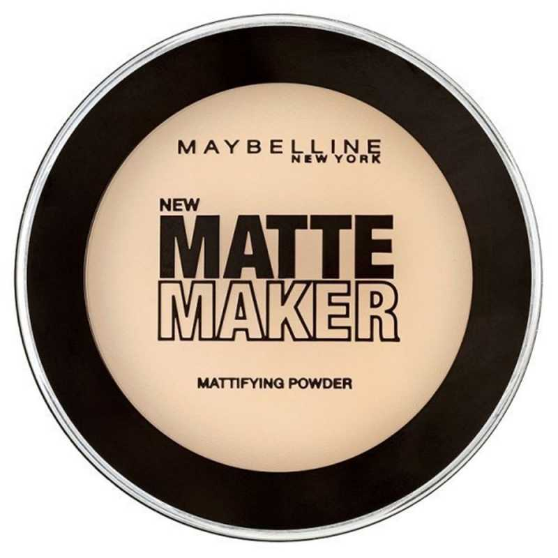 Maybelline NY Matte Maker Pressed Powder