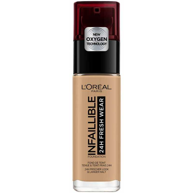 Fond De Ten L'oreal Infallible - 260 Golden Sun, 30 ml