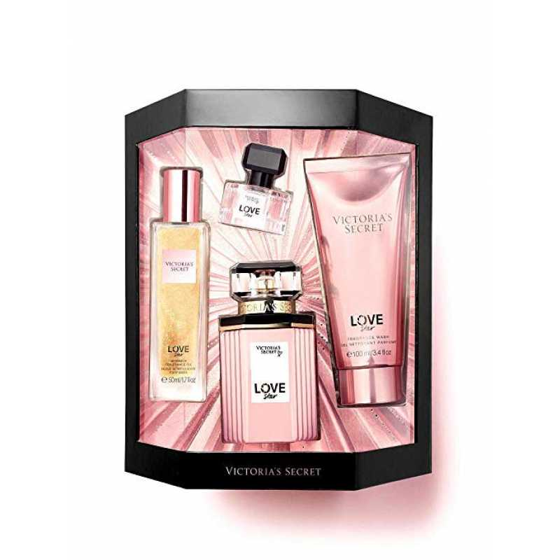 Set Cadou Victoria Secret, Love Star Luxury Gift Set