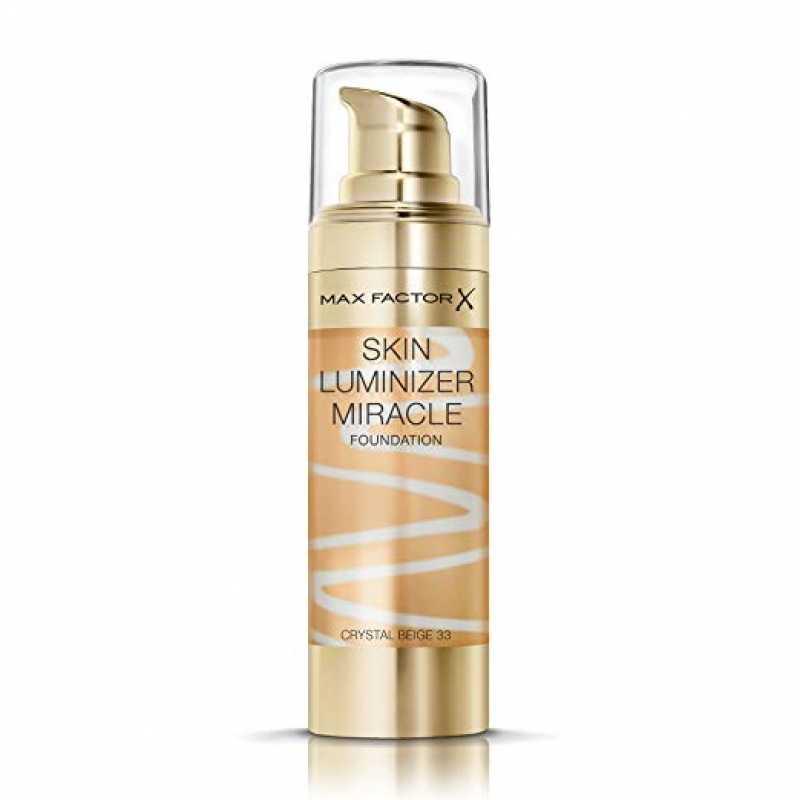 Fond De Ten MAX FACTOR Skin Luminizer Miracle Foundation - 33 Crystal Beige, 30ml