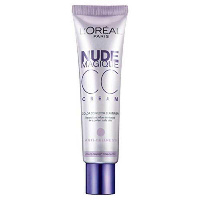 CC Cream L'OREAL Nude Magique - Anti Dullness