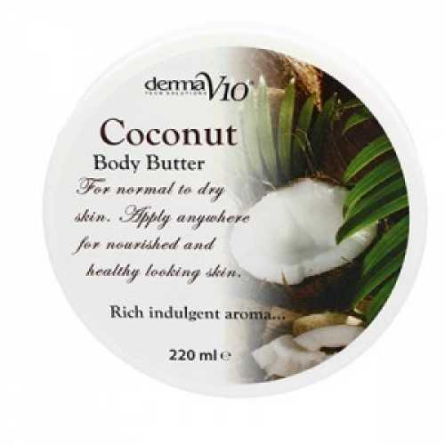 Unt De Corp - Coconut, Derma V10, 220 ml
