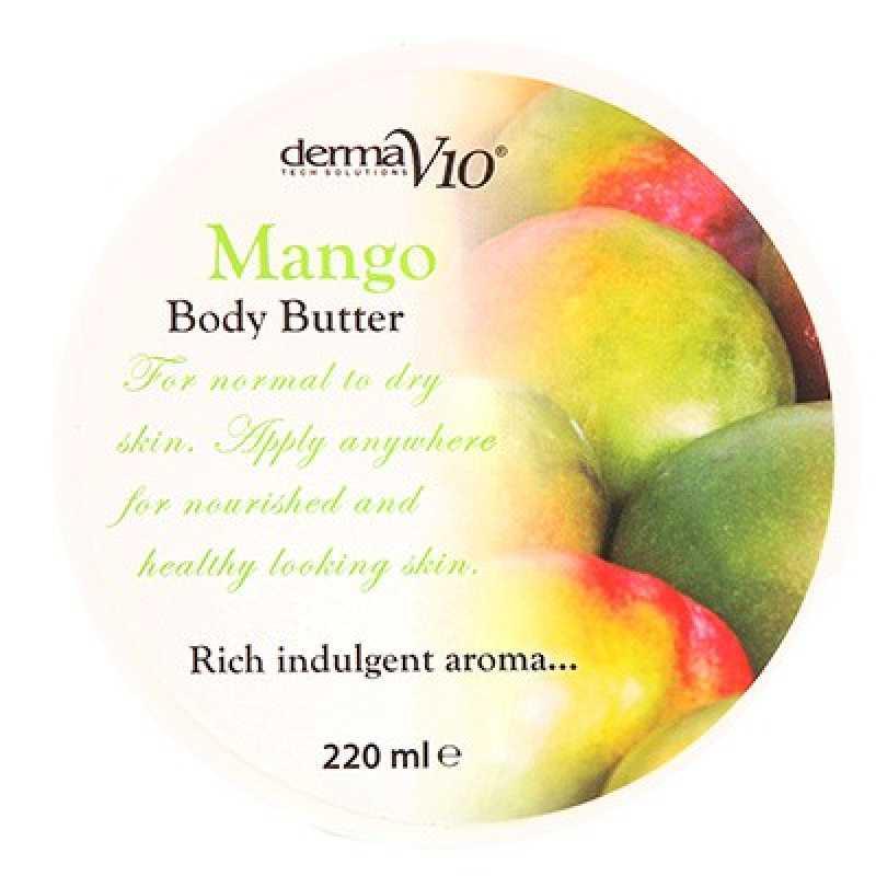 Unt De Corp - Mango, Derma V10, 220 ml