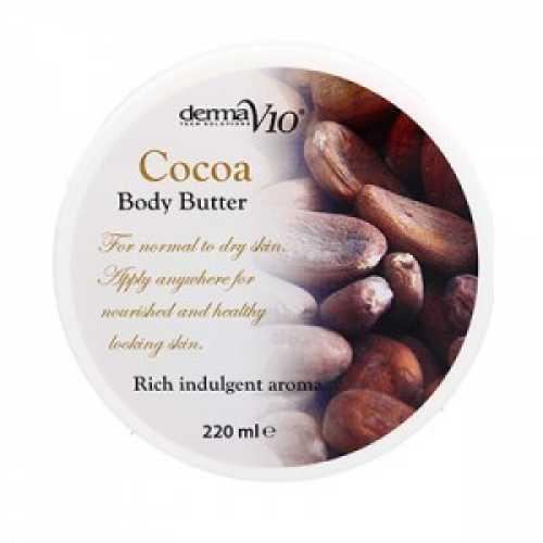 Unt De Corp - Cocoa, Derma V10, 220 ml