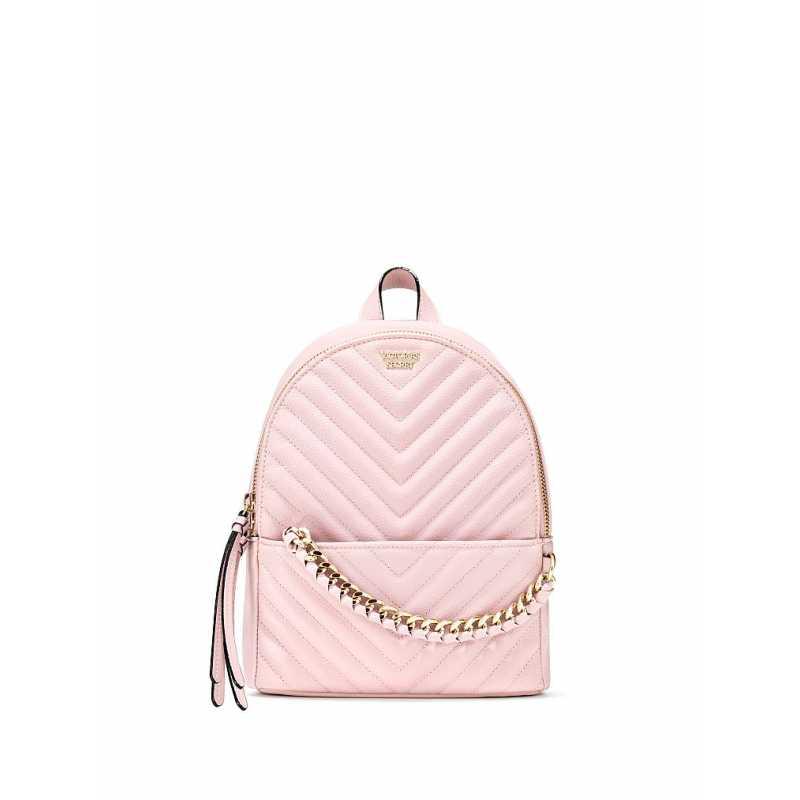 Rucsac, Victoria's Secret, Backpack Light Pink Luxe