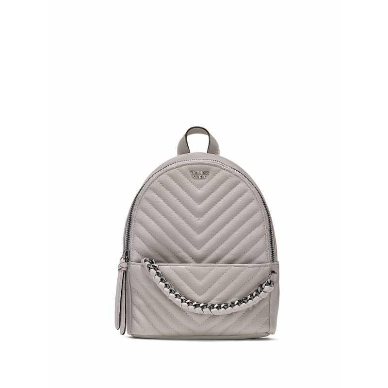 Rucsac, Victoria's Secret, Backpack Grey Luxe
