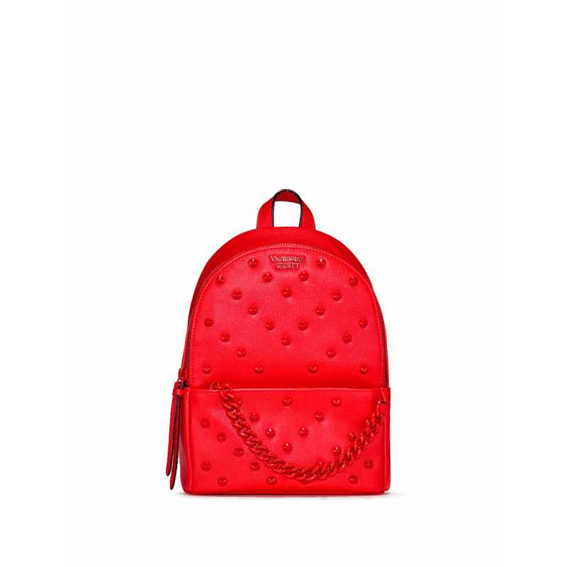 Rucsac, Victoria's Secret, Backpack Red Luxe