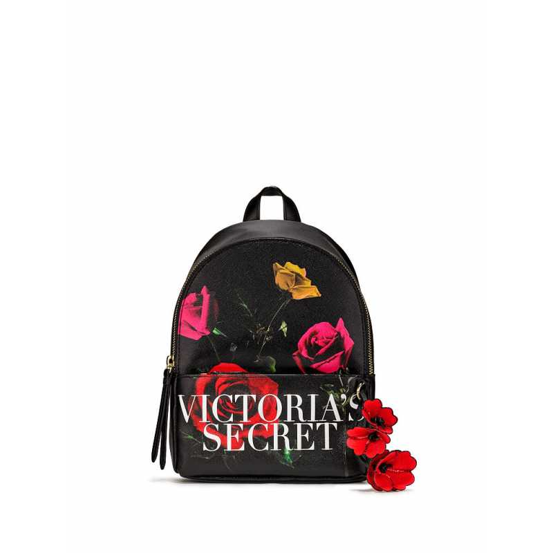 Rucsac, Victoria's Secret, Backpack Floral Luxe