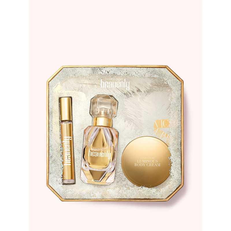 Set Cadou Victoria Secret, Heavenly Luxury Gift Set
