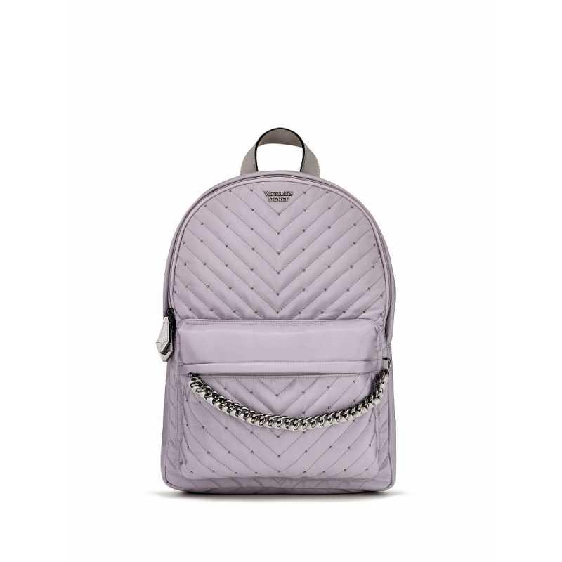 Rucsac, Victoria's Secret, Backpack Grey City Luxe
