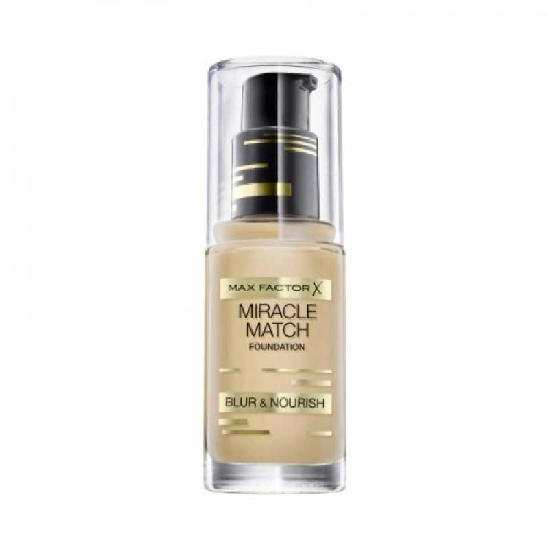 Fond de ten Max Factor Miracle Match 55 Beige, 30 ml