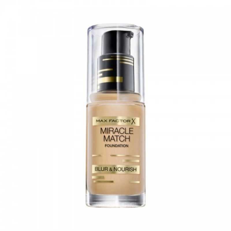 Fond de ten Max Factor Miracle Match 50 Natural, 30 ml