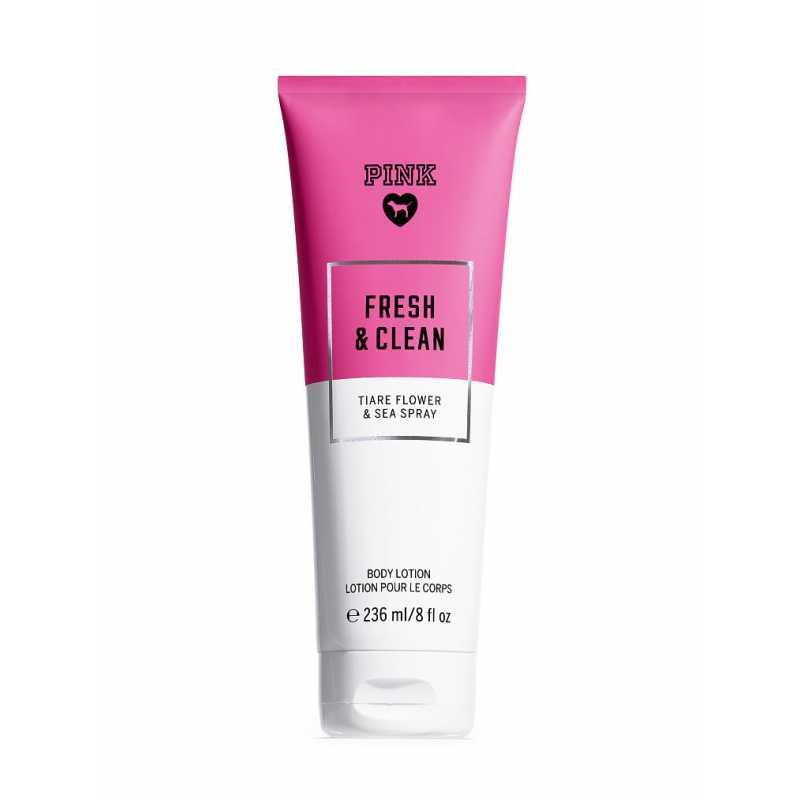 Lotiune - Fresh&Clean, Victoria's Secret PINK, 236 ml