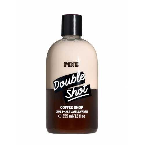 Gel De Dus - Double Shot Dual-Phase Vanilla, Victoria's Secret, 355 ml