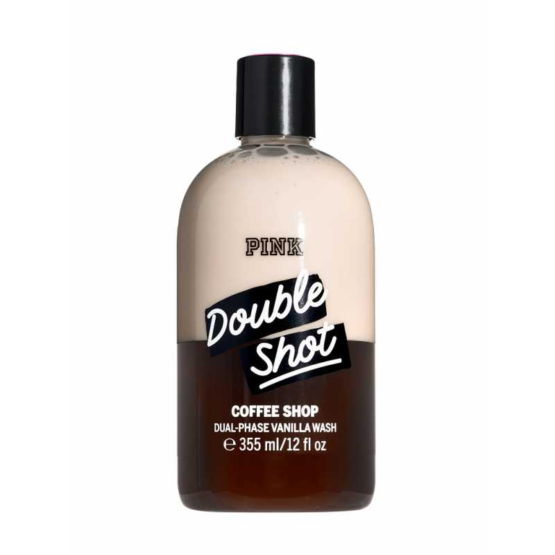 Gel De Dus - Double Shot Dual-Phase Vanilla, Victoria's Secret, 355 ml