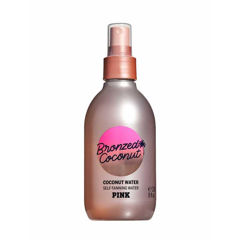 Apa de cocos cu autobronzare Bronzed Coconut, Victoria's Secret, 236 ml