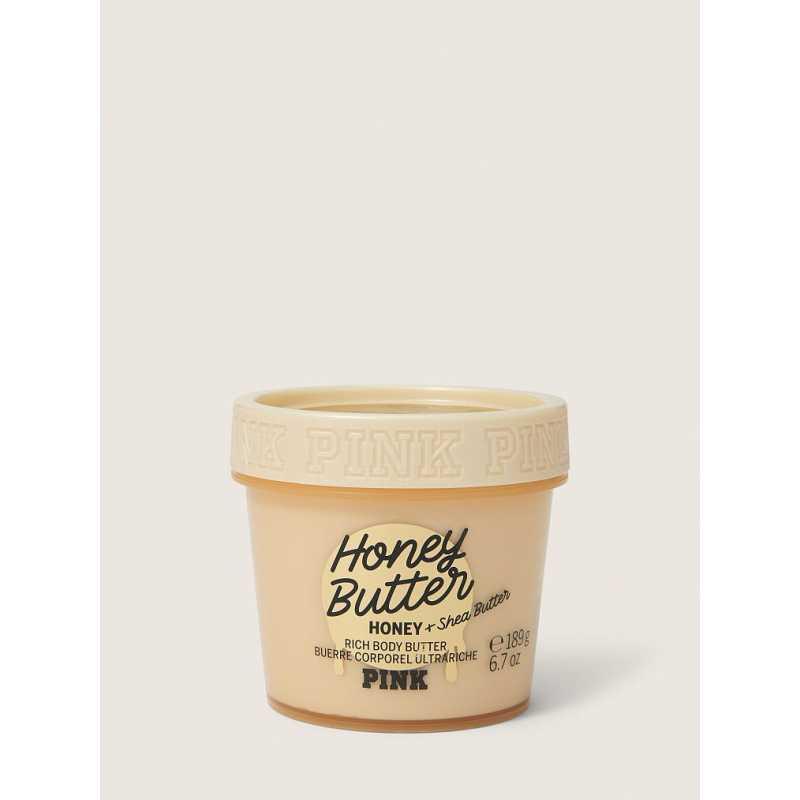 Unt de corp Honey Butter, Victoria's Secret PINK, 189g
