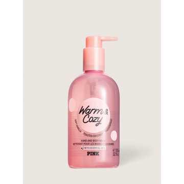 Sapun lichid pentru maini si corp, Warm Cozy, Victoria's Secret PINK, 355 ml