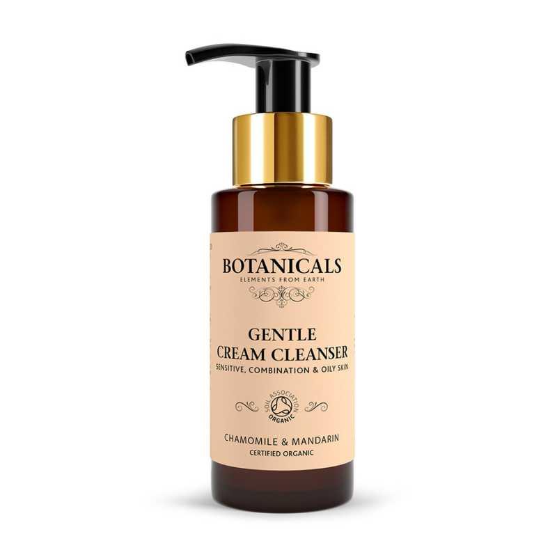 Demachiant Organic, Gentle Cream Cleanser, Botanicals, 100ml