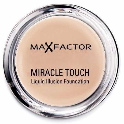 Fond De Ten Max Factor Miracle Touch - 55 Blushing Beige, 11,5 ml
