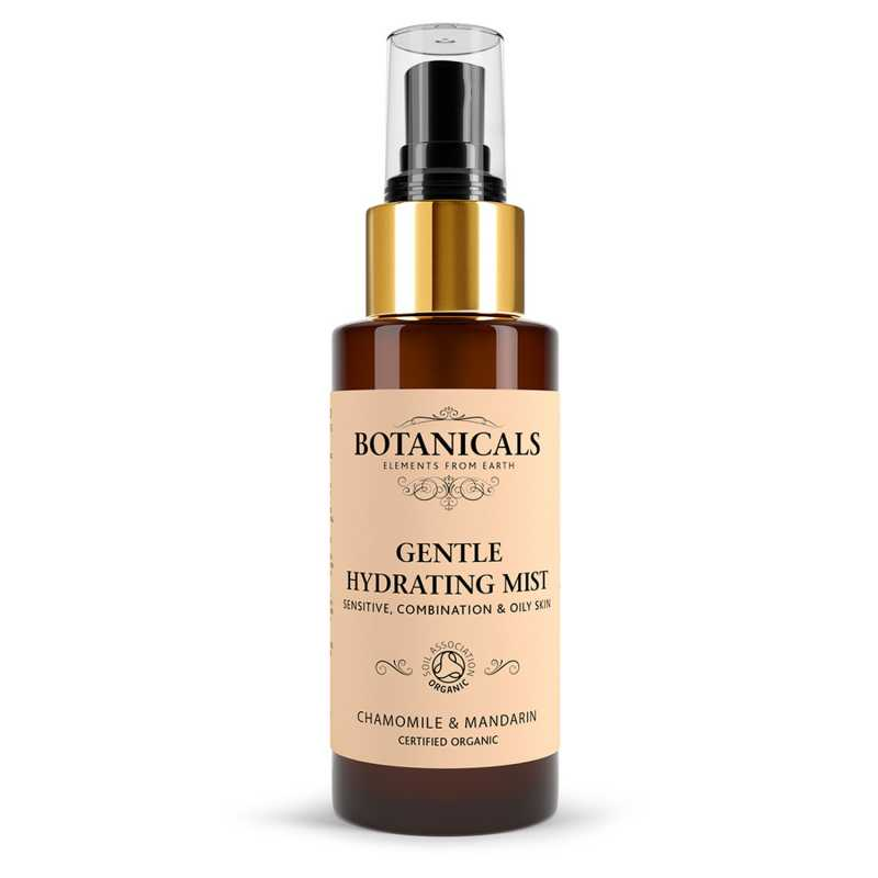 Demachiant Organic, Gentle Hydrating Mist, Botanicals, 100ml