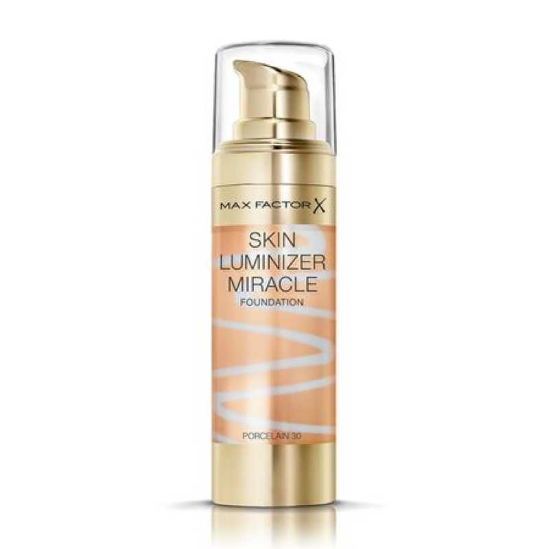 Fond De Ten MAX FACTOR Skin Luminizer Miracle Foundation - 30 Porcelain, 30ml