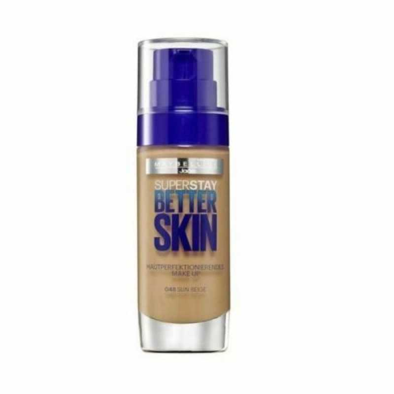 Maybelline NY Super Stay Better Skin - 48 Sun Beige, 30 ml