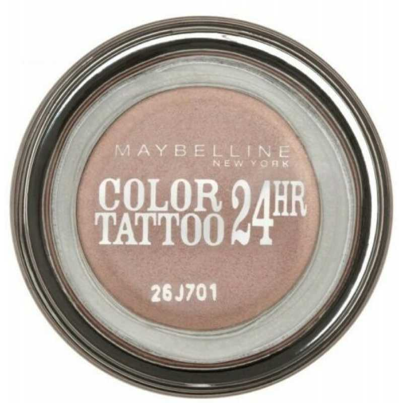 Fard de pleoape Maybelline NY Color Tattoo 101 Breathless, 4g
