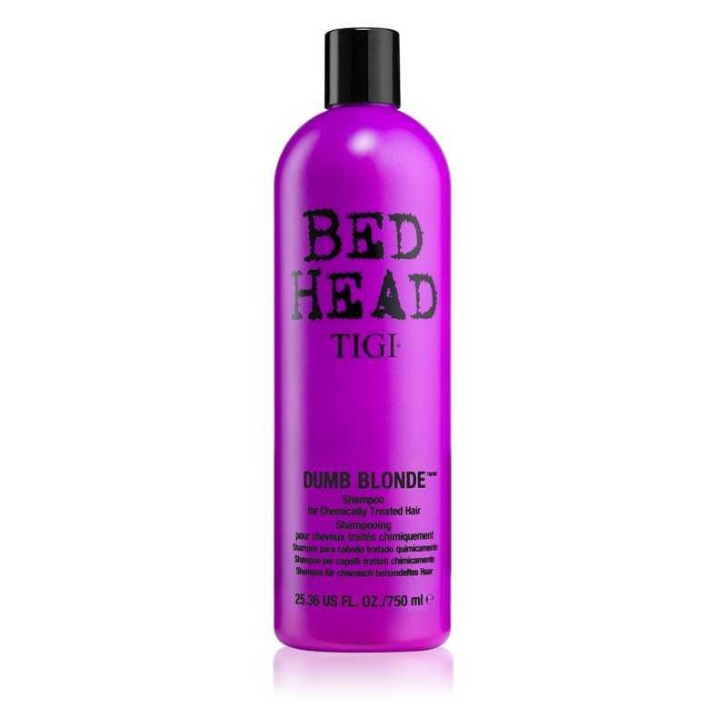 Sampon Bed Head Dumb Blonde by Tigi, 750 ml